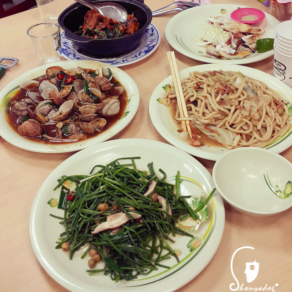 基隆市 餐飲 台式料理 榮生魚片專賣店/海產店
