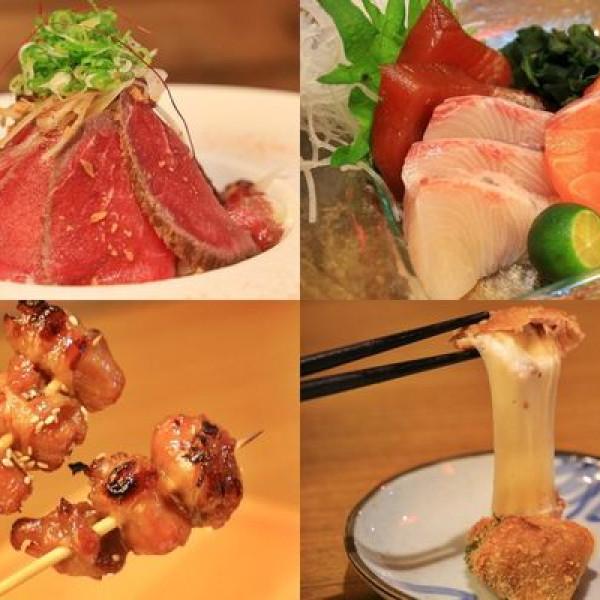 台中市 餐飲 日式料理 燒烤‧串燒 百川日本串燒