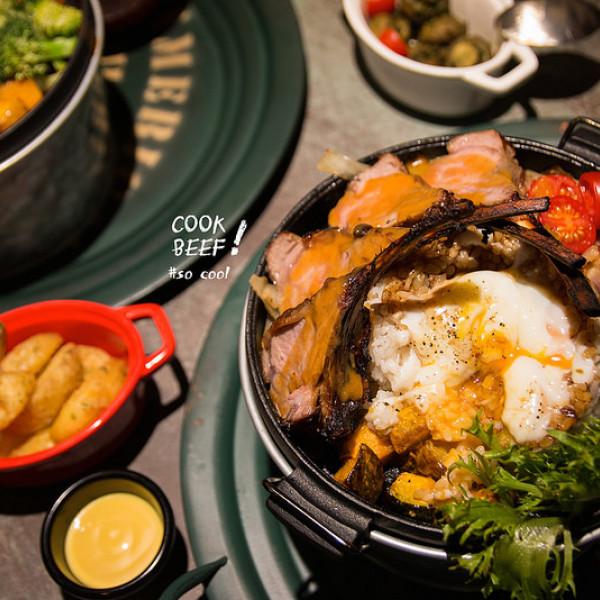 台北市 美食 餐廳 中式料理 中式料理其他 CooK BEEF!酷必