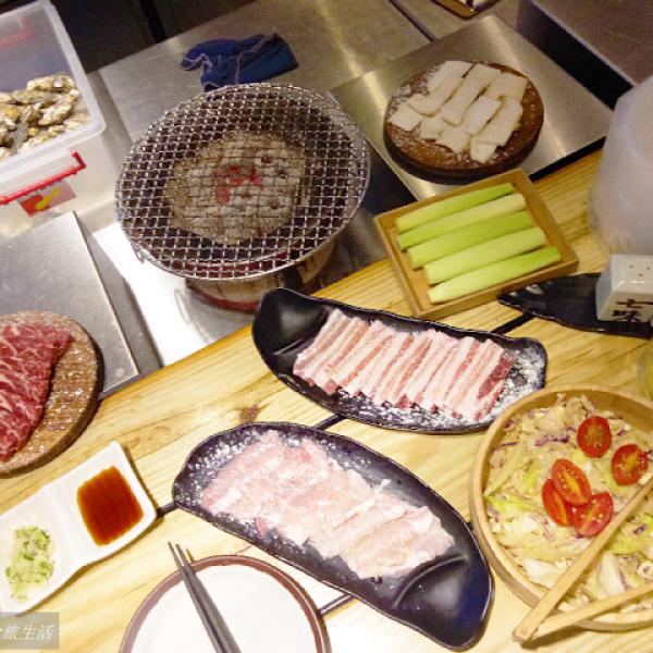 新北市 餐飲 燒烤‧鐵板燒 其他 米炭火燒肉小酒館公園店