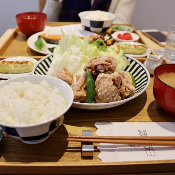 台南市 餐飲 日式料理 丼飯‧定食 一汁三菜 定食本舖