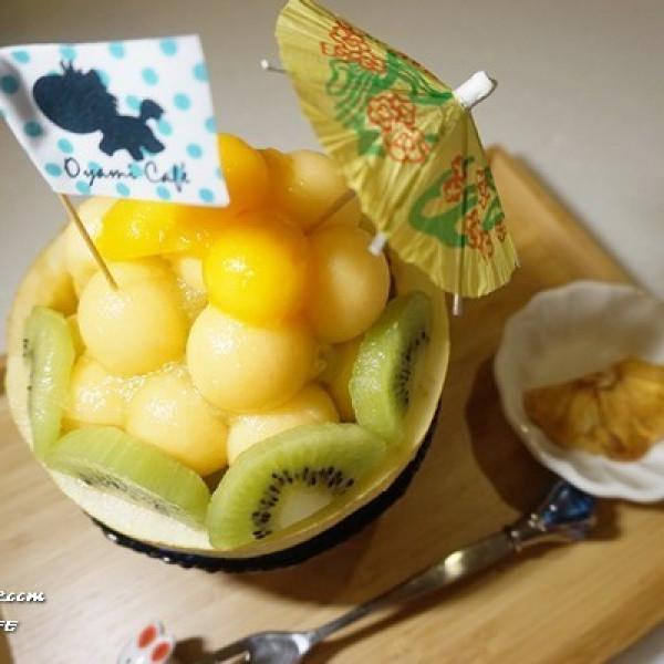 新北市 餐飲 多國料理 其他 Oyami cafe-板橋新埔店