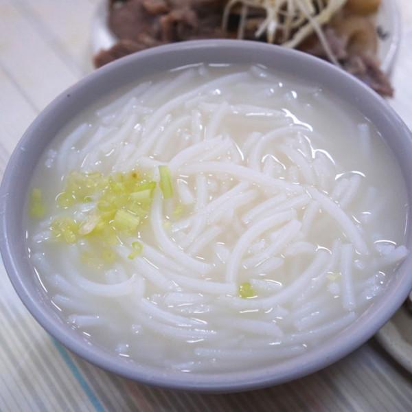 台北市 餐飲 台式料理 永春市場米粉湯