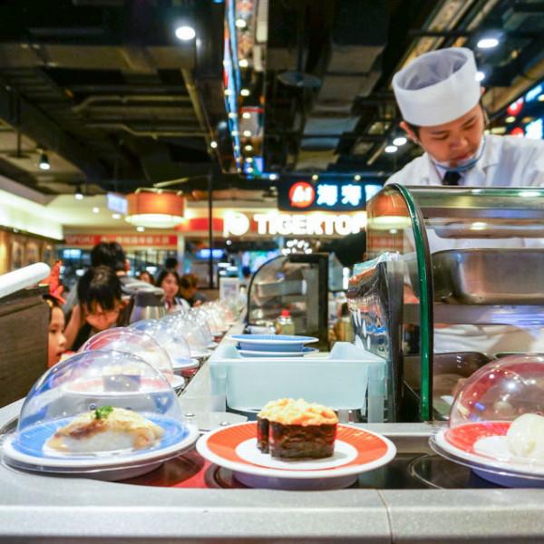 台北市 餐飲 日式料理 壽司‧生魚片 海壽司.統一時代店