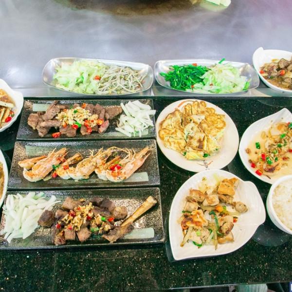 新北市 餐飲 台式料理 松阪屋鐵板燒