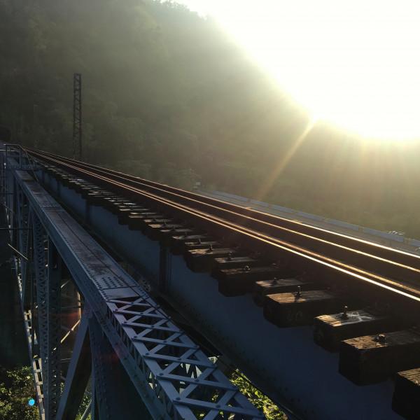 苗栗縣 餐飲 主題餐廳 親子餐廳 內社川鐵橋