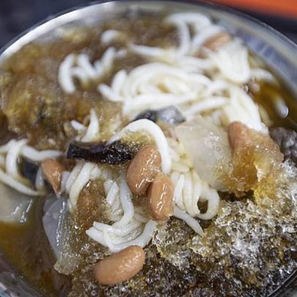 台北市 餐飲 夜市攤販小吃 呷二嘴米苔目