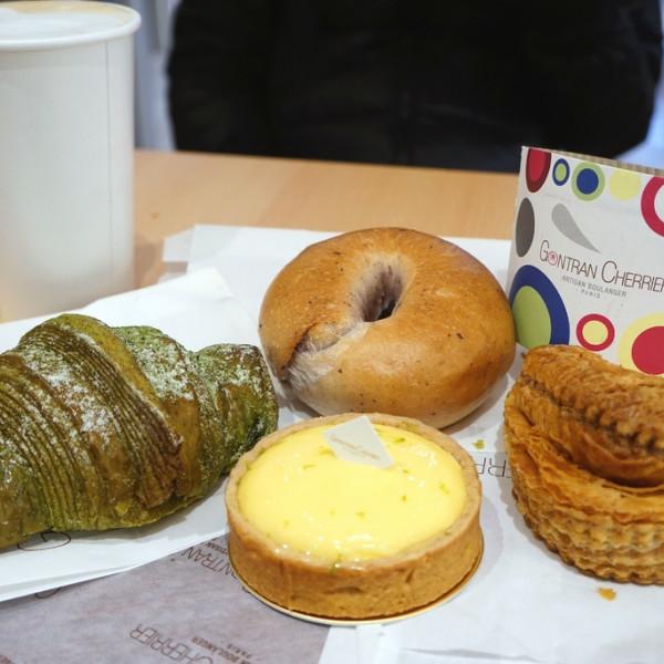 台北市 餐飲 糕點麵包 Gontran Cherrier Bakery