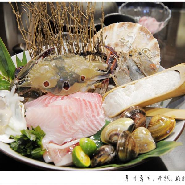 高雄市 餐飲 日式料理 壽司‧生魚片 暮川壽司