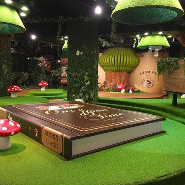 台中市 觀光 觀光景點 玩劇島-Fantasy kids
