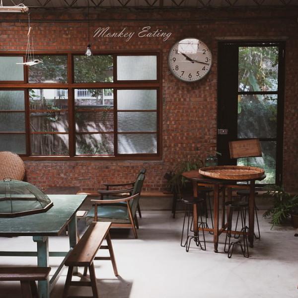 台中市 餐飲 咖啡館 里厚來坐忠勤街咖啡店