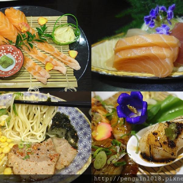 彰化縣 餐飲 日式料理 壽司‧生魚片 花信壽司