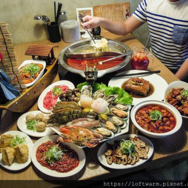 台北市 美食 餐廳 火鍋 麻辣鍋 川老爺麻辣鍋