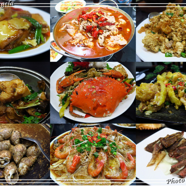 新北市 餐飲 台式料理 燒惑100生猛活海鮮