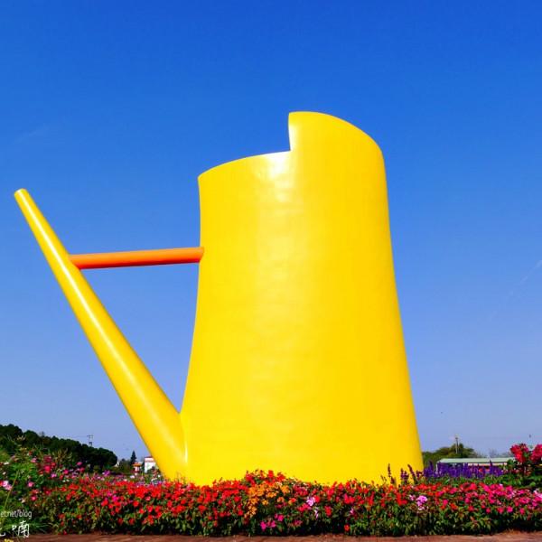 桃園市 休閒旅遊 景點 觀光花園 桃園彩色海芋季、大園花彩節