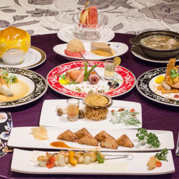 台中市 餐飲 中式料理 宜豐園婚宴主題會館