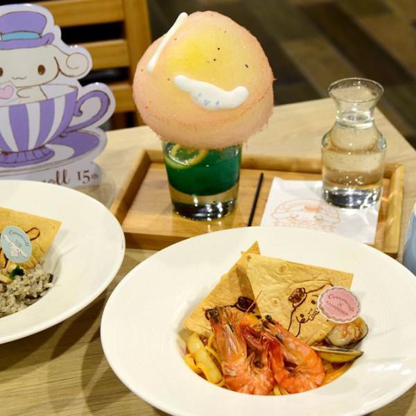 台北市 餐飲 義式料理 大耳狗限定主題餐廳(2017/03/28~2017/08/31)