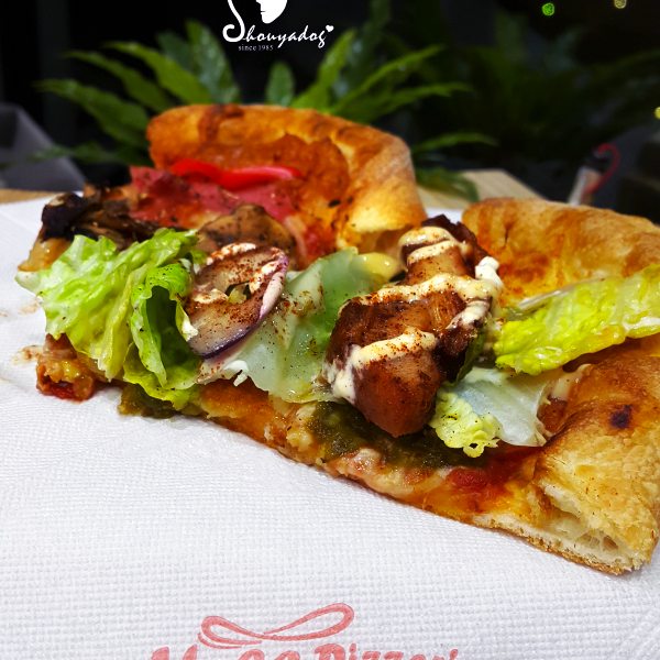 桃園市 餐飲 美式料理 Vasa瓦薩美式比薩(桃園店)