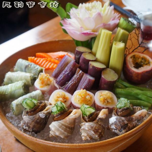 彰化縣 餐飲 多國料理 多國料理 花貝勒手作料理