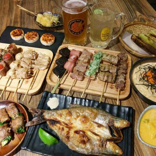 新北市 餐飲 燒烤‧鐵板燒 燒肉燒烤 宅丁亭-迴轉串燒‧現釀啤酒
