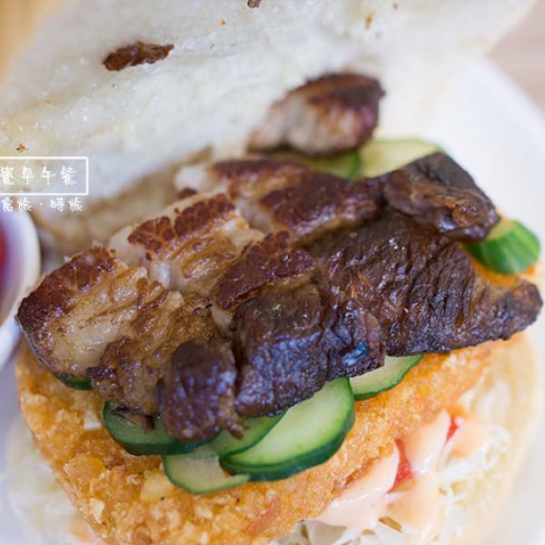 新北市 美食 餐廳 速食 早餐速食店 豪肉羹VS牛寶早午餐