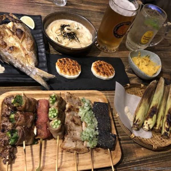 新北市 餐飲 燒烤‧鐵板燒 燒肉燒烤 宅丁亭_迴轉串燒 現釀啤酒