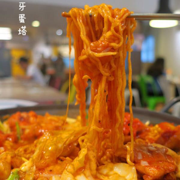 台北市 餐飲 韓式料理 安妞 안녕 韓食館