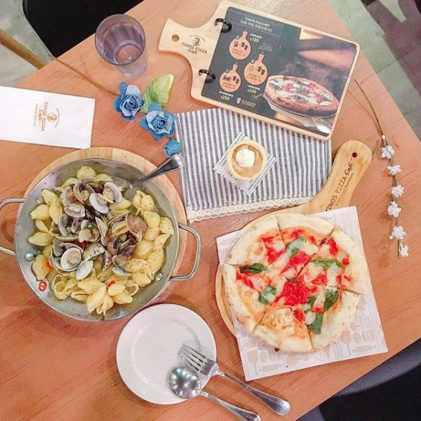 台北市 餐飲 義式料理 堤諾義式比薩-台北濟南門市