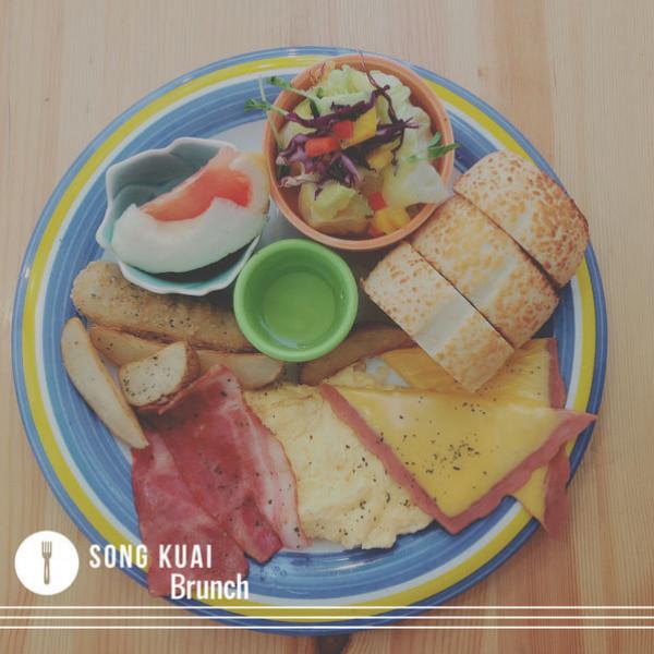 台中市 餐飲 多國料理 多國料理 頌膾Brunch