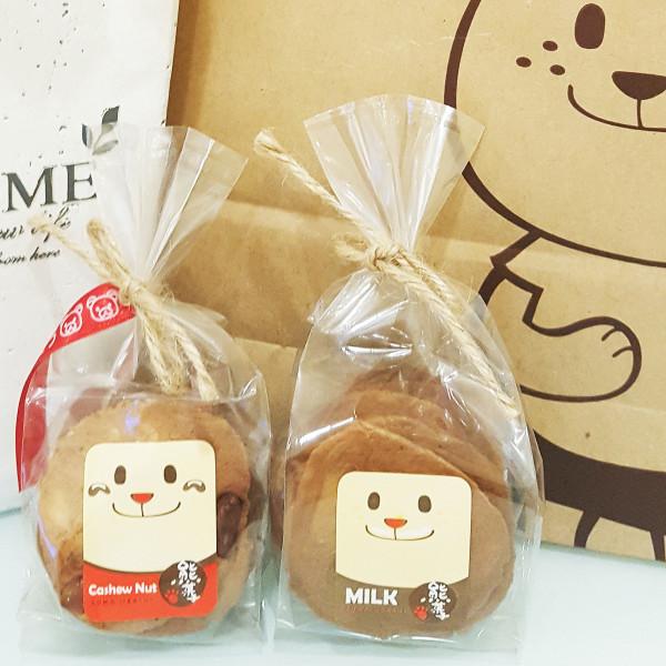 台南市 購物 特產伴手禮 熊菓子煎餅