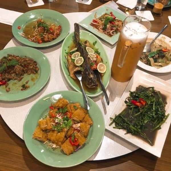 新竹縣 餐飲 泰式料理 Naughty Thai 泰調啤 泰式餐酒館
