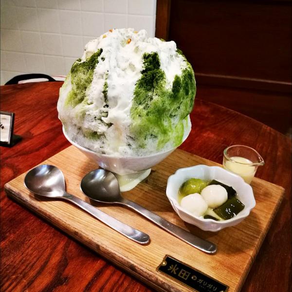 台中市 餐飲 飲料‧甜點 冰店 冰田ガリガリ