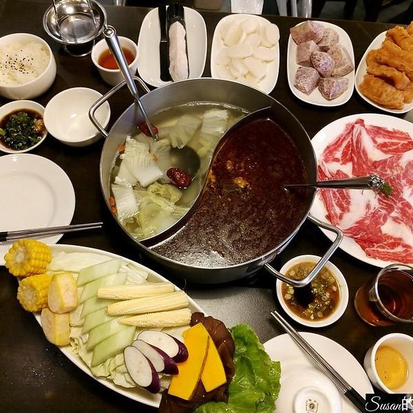 台南市 餐飲 鍋物 火鍋 寬窄巷子四川麻辣鍋