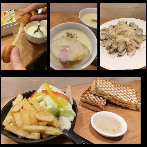 台中市 餐飲 多國料理 多國料理 Between brunch