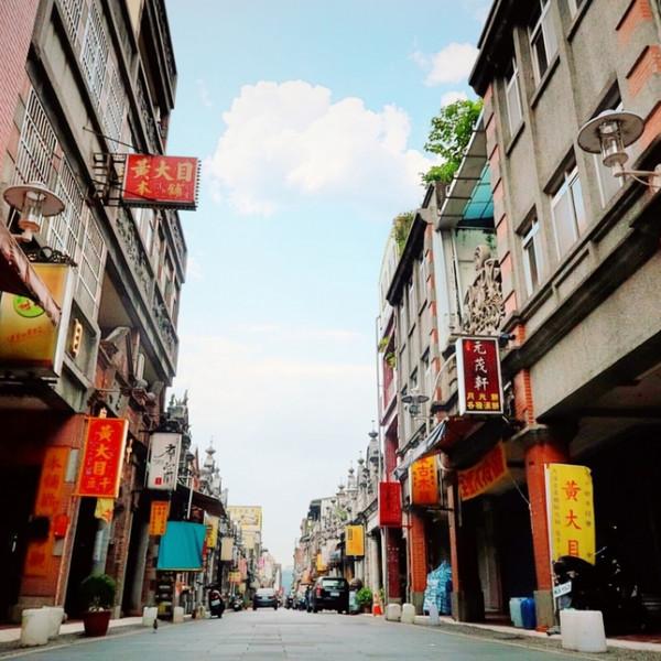 桃園市 觀光 觀光景點 大溪老街
