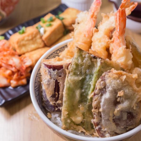 台南市 餐飲 日式料理 天婦羅專賣 天丼屋