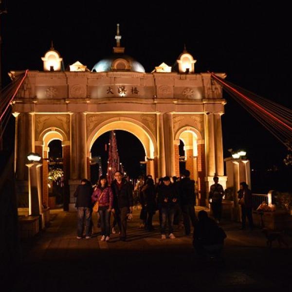 桃園市 休閒旅遊 景點 古蹟寺廟 大溪橋