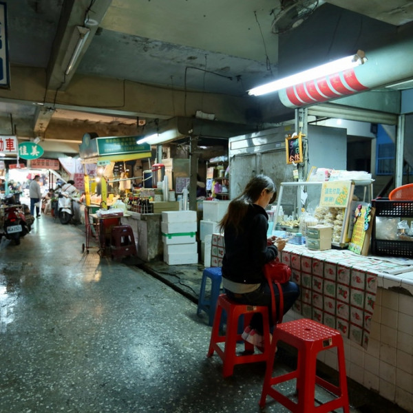 台南市 餐飲 夜市攤販小吃 水仙宮古早味鍋燒意麵