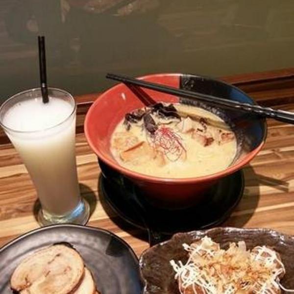 台北市 餐飲 日式料理 拉麵‧麵食 札幌炎神拉麵木柵店