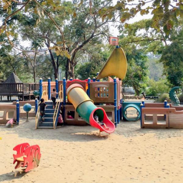高雄市 觀光 公園 澄清湖 - 兒童樂園