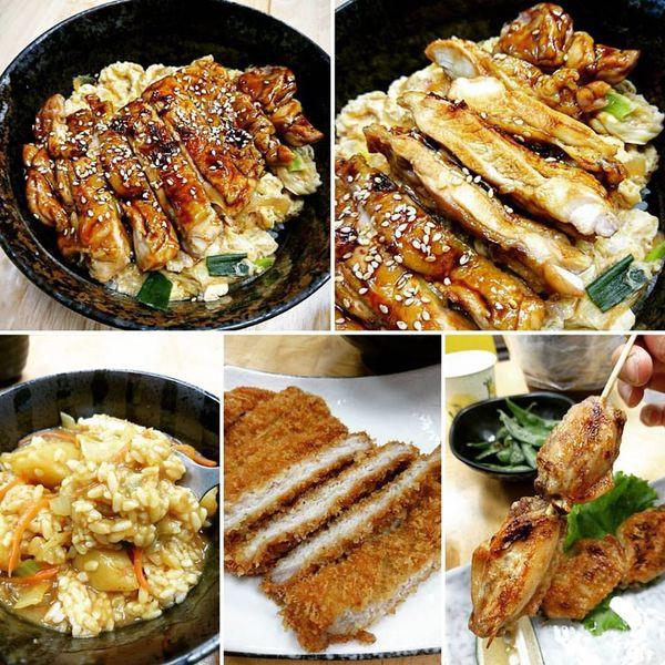 高雄市 餐飲 日式料理 小澤丼.咖哩.烏龍麵
