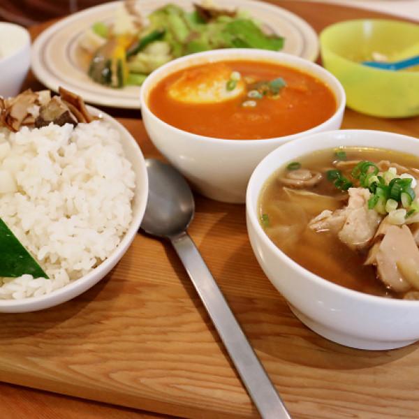 台北市 餐飲 中式料理 家.溫度湯專門店