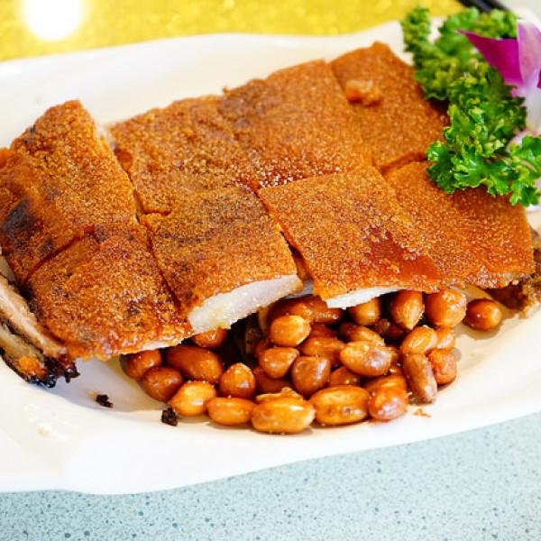 台中市 餐飲 台式料理 龍莊烤乳豬庭園美食