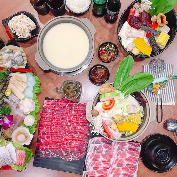 台中市 餐飲 鍋物 火鍋 天物成鍋 火鍋專賣