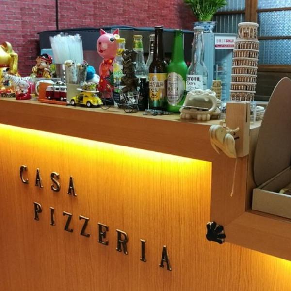 桃園市 餐飲 速食 披薩 卡薩義式披薩