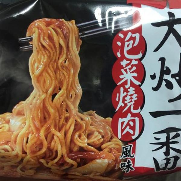 台北市 餐飲 麵食點心 大炒一番‧泡菜燒肉口味