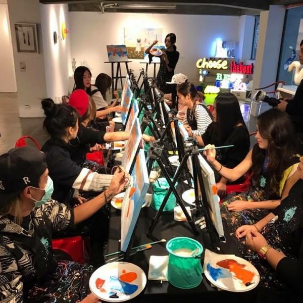 台北市 餐飲 茶館 Art Bar 茶。食。藝術