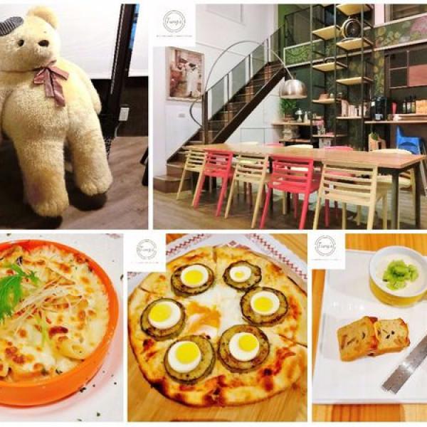 新北市 餐飲 義式料理 食采集思(汐止店)