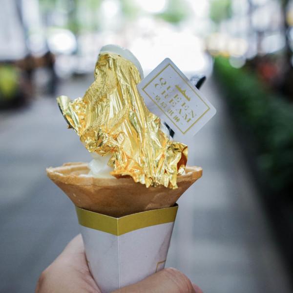 台北市 餐飲 飲料‧甜點 冰店 皇后淇淋 Queen Cream (Att4Fun店)