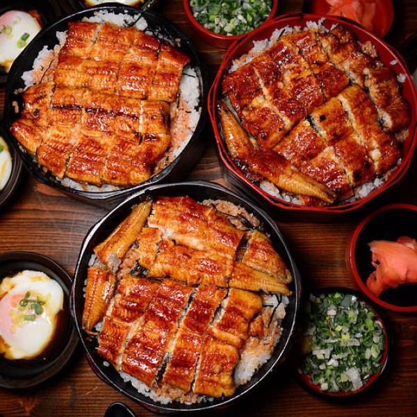 台中市 美食 餐廳 異國料理 日式料理 大江戶町鰻や